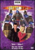 Jaquette Doctor Who: Series 1, Vol. 4