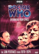 Jaquette Doctor Who: Spearhead from Space
