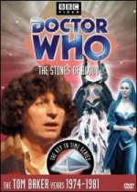 Jaquette Doctor Who: Stones of Blood