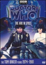 Jaquette Doctor Who: The Ark in Space, Story No. 76