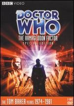Jaquette Doctor Who: The Armageddon Factor (Special Edition)