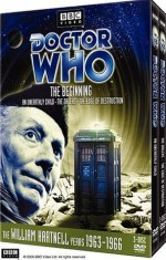 Jaquette Doctor Who - The Beginning Collection