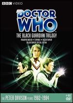 Jaquette Doctor Who: The Black Guardian Trilogy