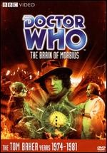 Jaquette Doctor Who: The Brain of Morbius