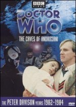 Jaquette Doctor Who: The Caves of Androzani