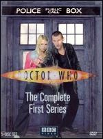 Jaquette Doctor Who: The Complete First Series