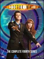 Jaquette Doctor Who: The Complete Fourth Series