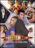 Jaquette Doctor Who: The Complete Second Series