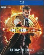 Jaquette Doctor Who: The Complete Specials