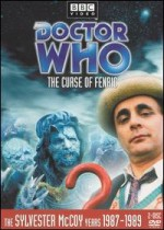 Jaquette Doctor Who: The Curse of Fenric