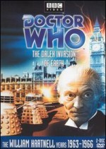 Jaquette Doctor Who: The Dalek Invasion of Earth