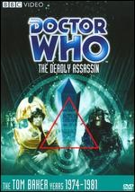 Jaquette Doctor Who: The Deadly Assassin
