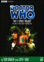 Jaquette Doctor Who: The E-Space Trilogy - Full Circle/State of Decay/Warriors' Gate
