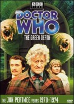 Jaquette Doctor Who: The Green Death