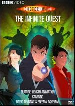 Jaquette Doctor Who: The Infinite Quest
