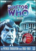 Jaquette Doctor Who: The Invasion