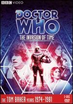 Jaquette Doctor Who: The Invasion of Time