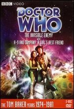 Jaquette Doctor Who: The Invisible Enemy/K9 and Company: A Girl's Best Friend