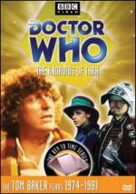 Jaquette  Doctor Who: The Key to Time - the Androids of Tara