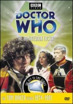 Jaquette Doctor Who: The Key to Time - the Armegeddon Factor