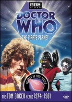 Jaquette Doctor Who: The Key to Time - the Pirate Planet
