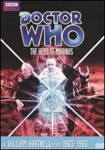Jaquette Doctor Who: The Keys of Marinus