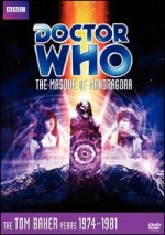 Jaquette Doctor Who: The Masque of Mandragora