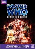 Jaquette Doctor Who: The Monster of Peladon