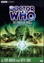 Jaquette Doctor Who: The Power of Kroll (Special Edition)