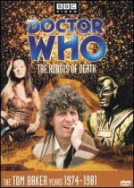 Jaquette Doctor Who: The Robots of Death