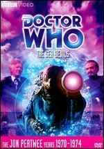 Jaquette Doctor Who: The Sea Devils