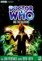 Jaquette Doctor Who: The Silurians