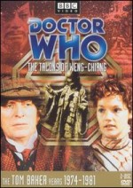 Jaquette Doctor Who: The Talons of Weng-Chiang