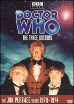 Jaquette Doctor Who: The Three Doctors