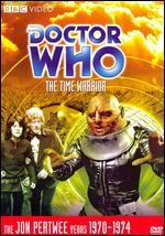 Jaquette Doctor Who: The Time Warrior