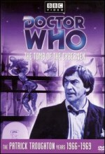 Jaquette Doctor Who: The Tomb of the Cybermen, Story No. 37