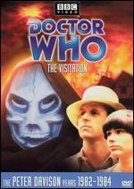 Jaquette Doctor Who: The Visitation
