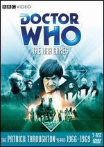 Jaquette Doctor Who: The War Games