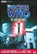 Jaquette Doctor Who: The War Machines