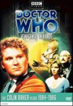 Jaquette Doctor Who: Vengeance on Varos