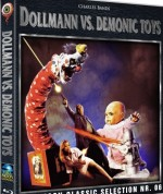 Jaquette Dollman vs Demonic Toys
