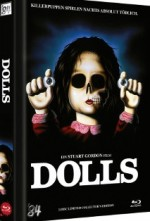 Jaquette Dolls (Blu-Ray+DVD) - Cover A