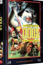 Jaquette Dolls (Blu-Ray+DVD) - Cover C