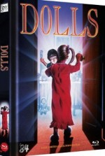 Jaquette Dolls (Blu-Ray+DVD) - Cover D