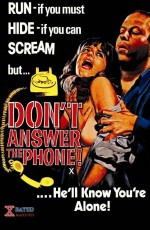 Jaquette Don't Answer the Phone (Big Hardbox Cover A)