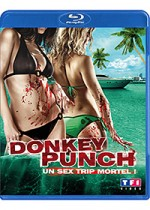 Jaquette Donkey Punch (Coups mortels)