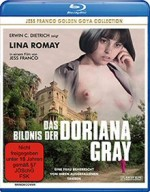 Jaquette Doriana Grey (bluray) EPUISE/OUT OF PRINT
