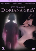 Jaquette Doriana Grey EPUISE/OUT OF PRINT