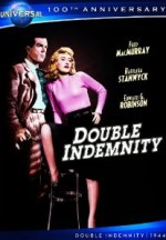 Jaquette Double Indemnity [DVD + Digital Copy] (Universal's 100th Anniversary)