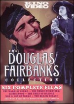 Jaquette Douglas Fairbanks Collection